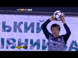 Чемпионат Украины 2012-13 / 22-й тур / Ворскла - Заря / ТРК Футбол
